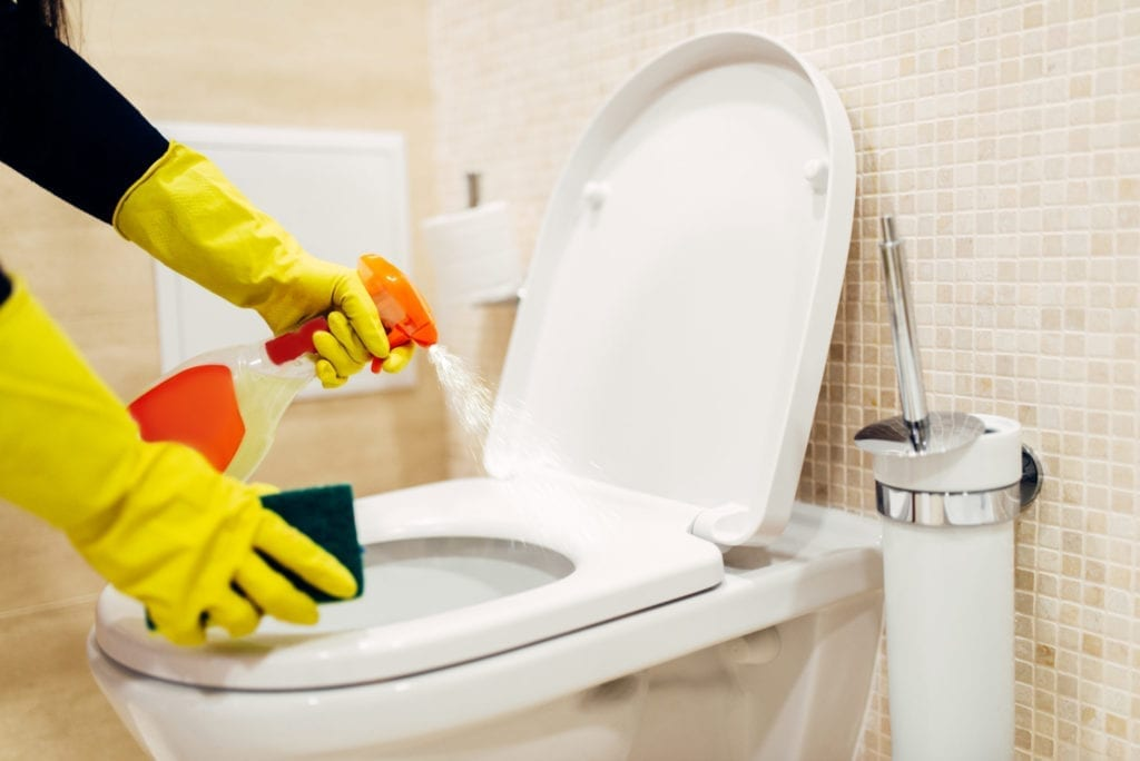 Unified Solutions For Cleaning Bathroom Cleaners