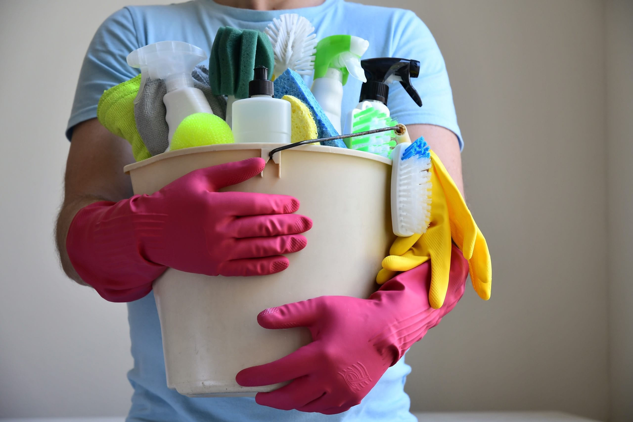 Five Benefits of Private Label Household Cleaners