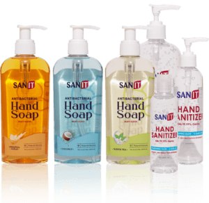 Sanit™ small-hand-soaps