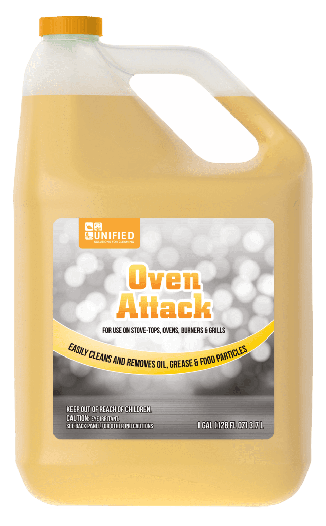 Unified Solutions For Cleaning_Oven_Attack