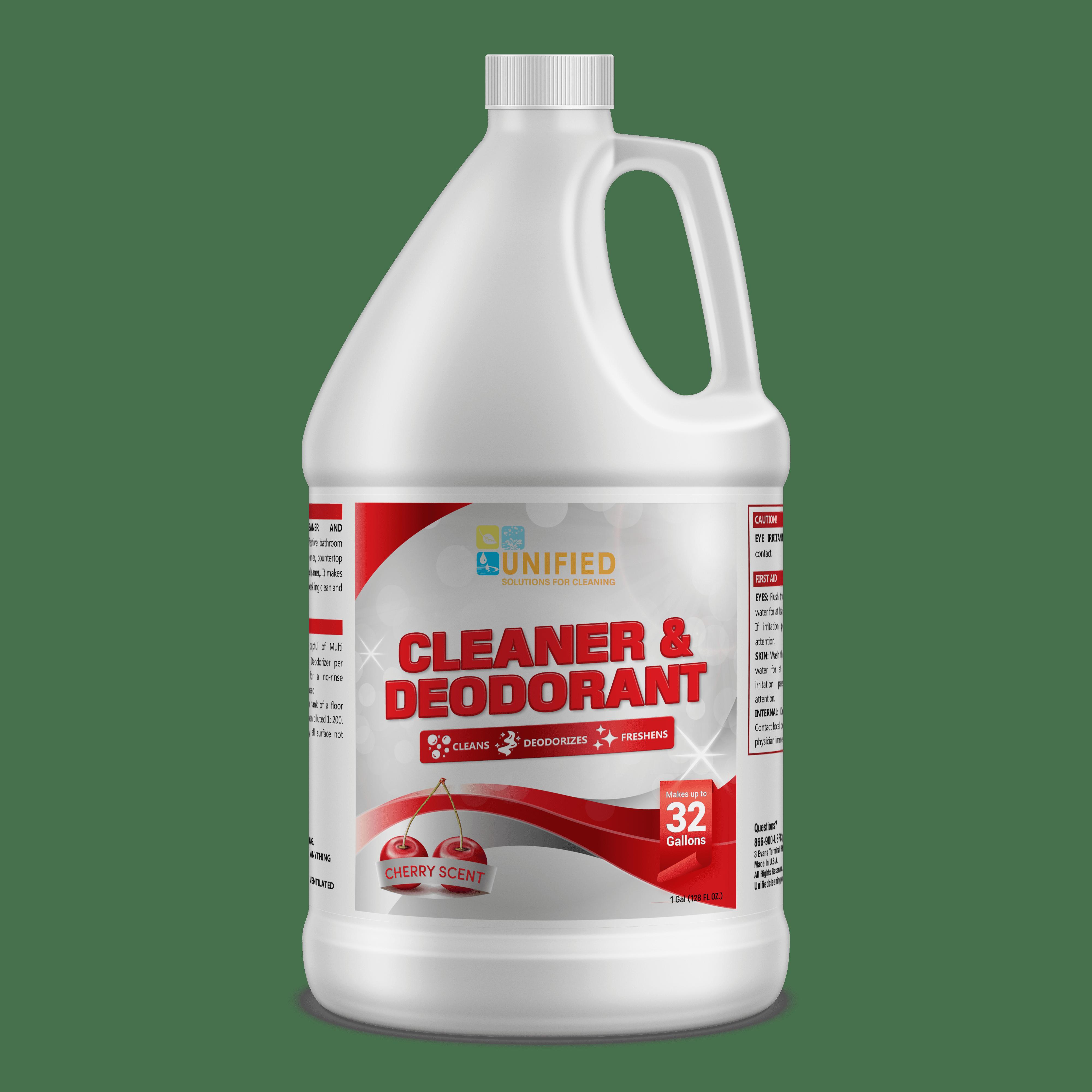 Cherry Scented Cleaner & Deodorant