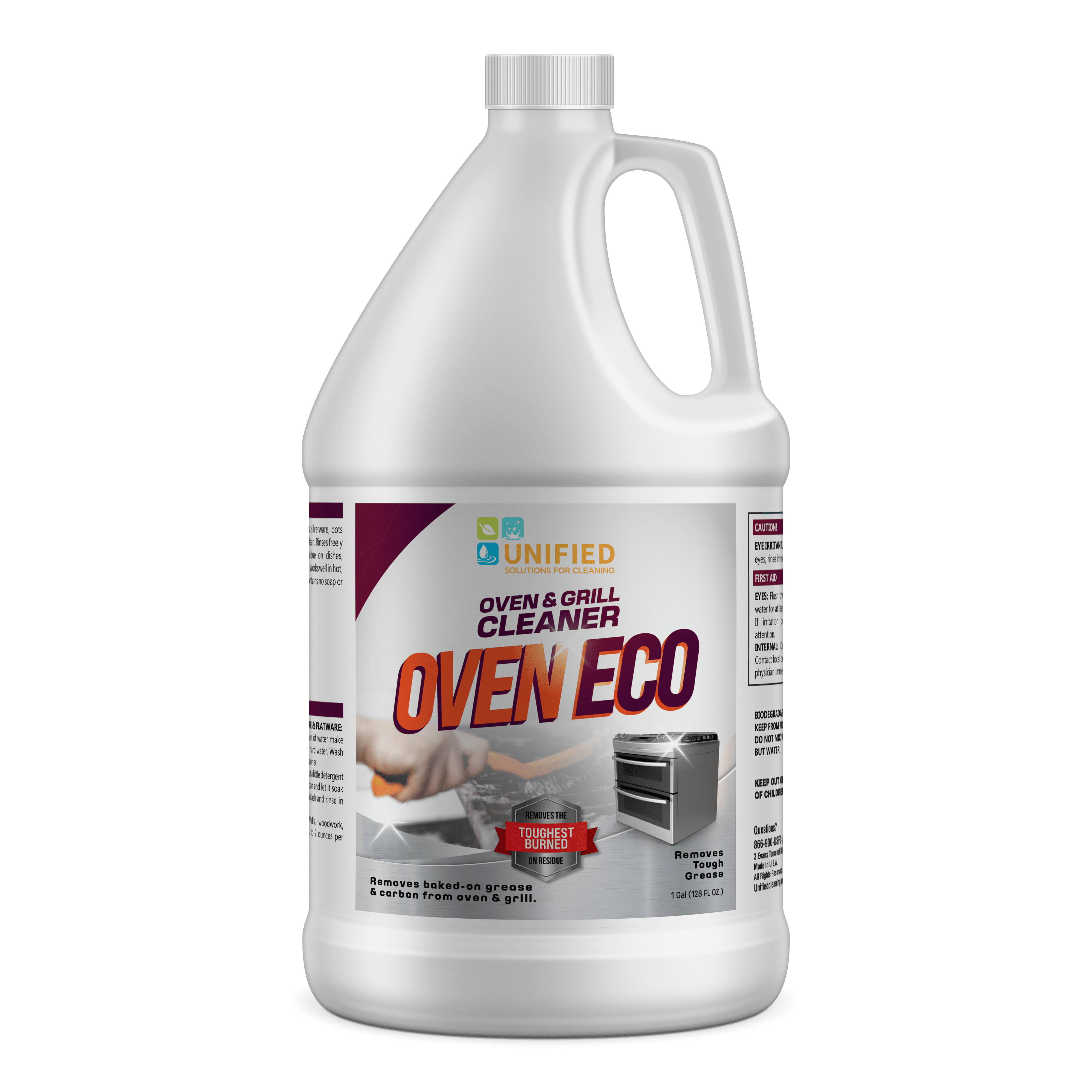 Oven Eco Oven Cleaner