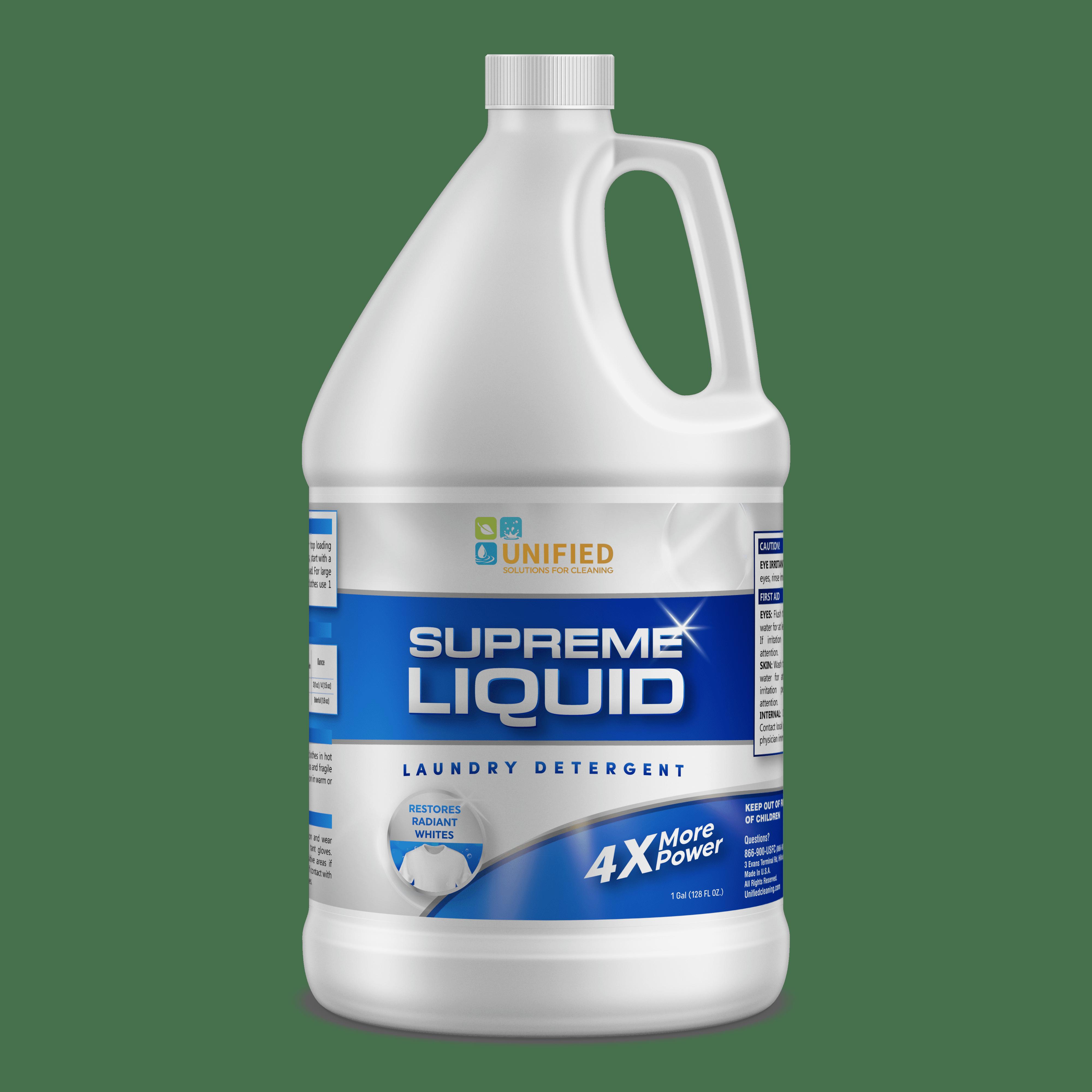 SUPREME_LIQUID Laundry Deteregent